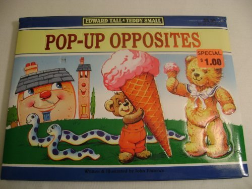 Edward Tall & Teddy Small - Pop-up Opposites