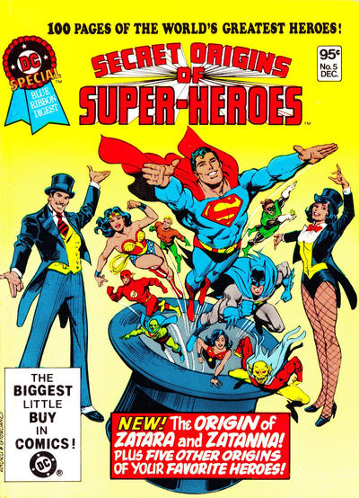 DC Special Blue Ribbon Digest (1980-1982) #5