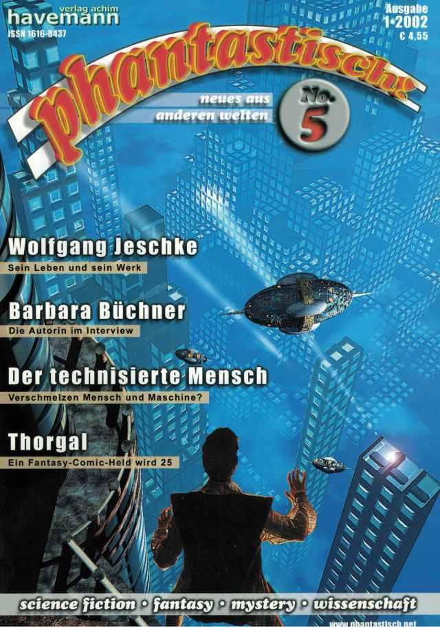 phantastisch! Ausgabe 5 (1/2002)