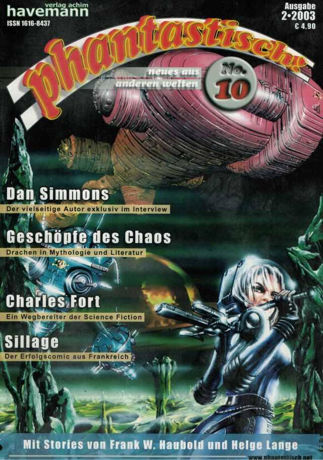 phantastisch! Ausgabe 10 (2/2003)