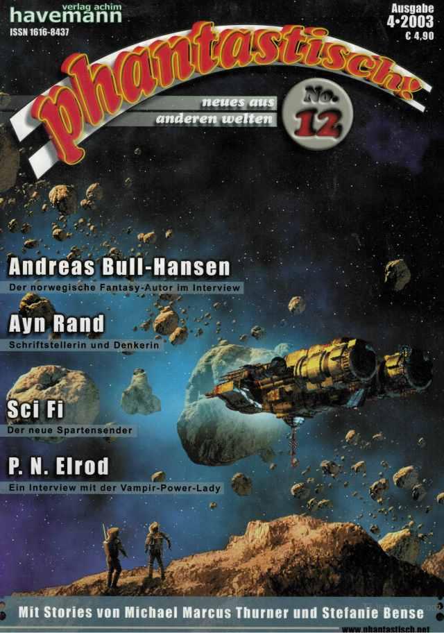 phantastisch! Ausgabe 12 (4/2003)