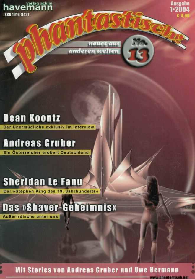 phantastisch! Ausgabe 13 (1/2004)
