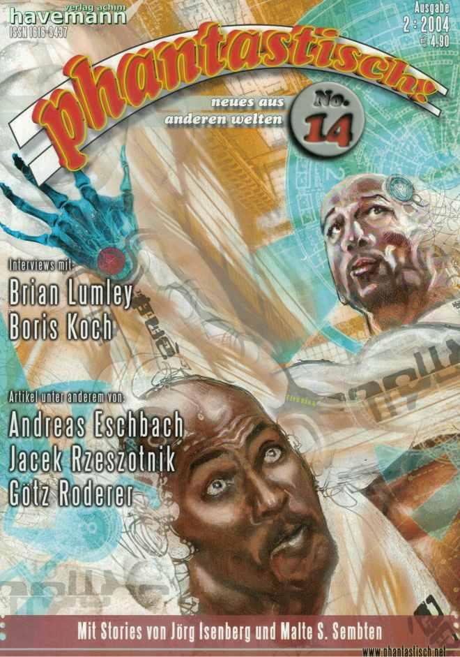 phantastisch! Ausgabe 14 (2/2004)