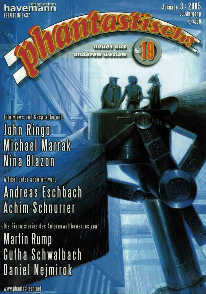 phantastisch! Ausgabe 19 (3/2005)