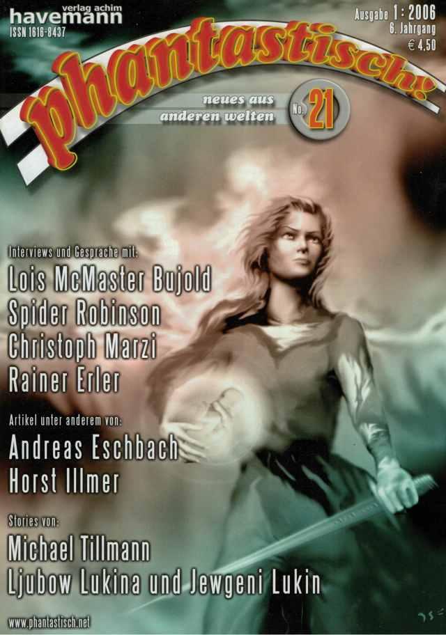 phantastisch! Ausgabe 21 (1/2006)