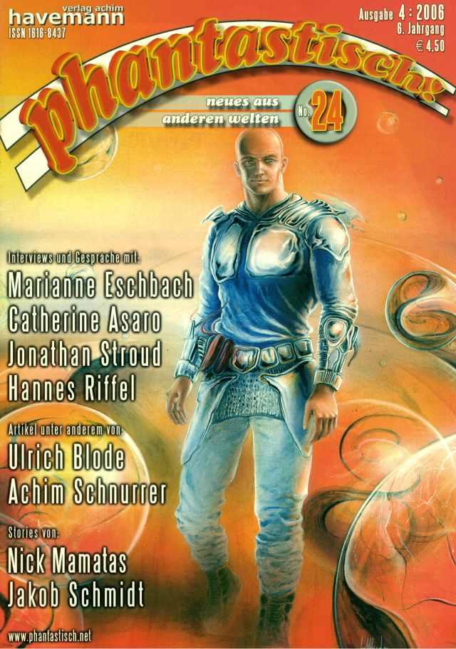 phantastisch! Ausgabe 24 (4/2006)