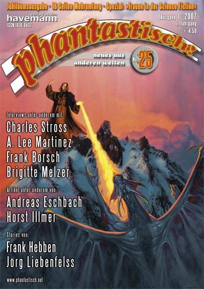phantastisch! Ausgabe 25 (1/2007)