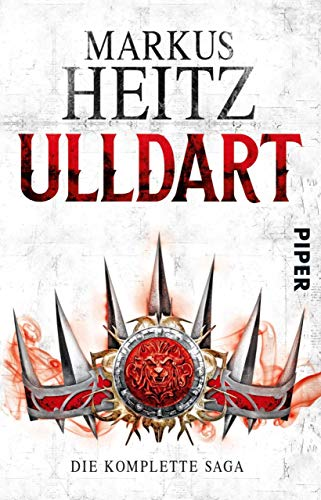 Ulldart - Die dunkle Zeit: Alle neun Bände von »Die dunkle Zeit« und »Zeit des Neuen« im Schuber
