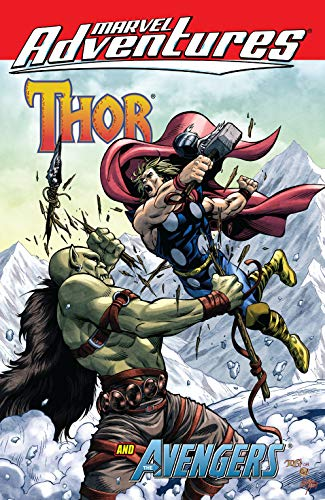 Marvel Adventures Thor And The Avengers (Marvel Adventures: Super Heroes (2008-2010))