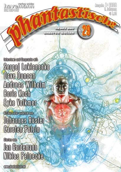 phantastisch! Ausgabe 29 (1/2008)
