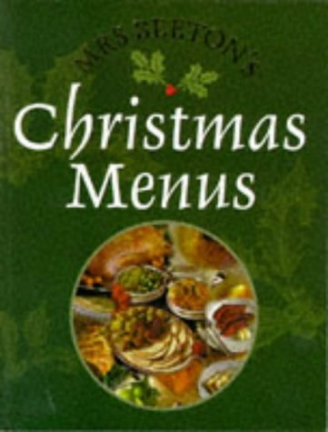 Mrs Beeton's Christmas Menus