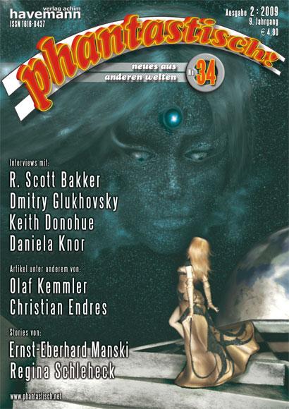 phantastisch! Ausgabe 34 (2/2009)