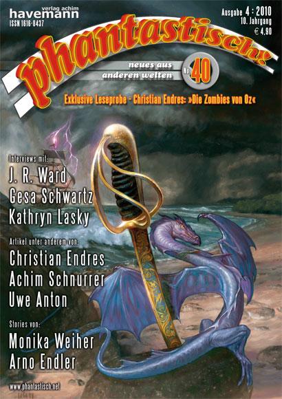 phantastisch! Ausgabe 40 (4/2010)