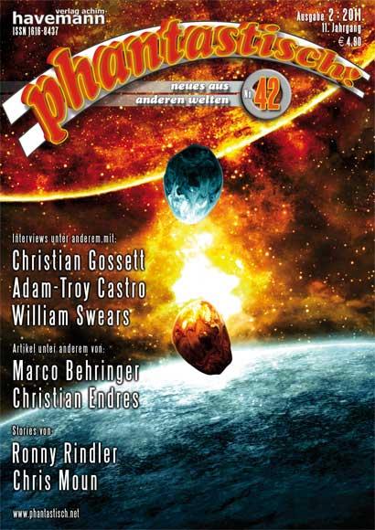 phantastisch! Ausgabe 42 (2/2011)