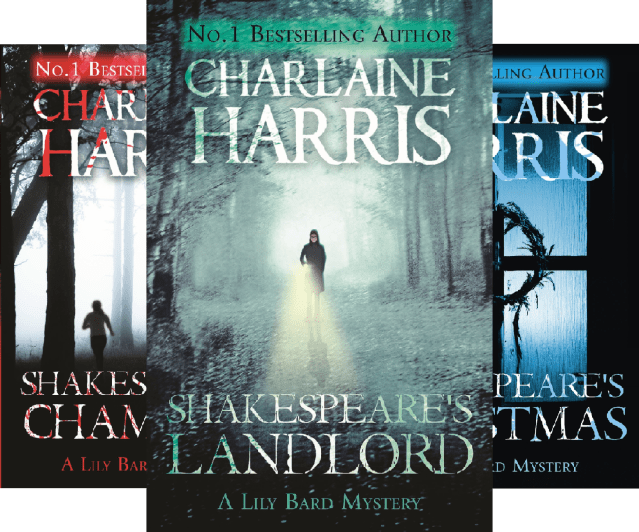 A LILY BARD MYSTERY (5 Book Series)