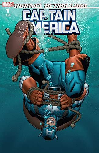 Marvel Action Classics: Captain America (2019) #1