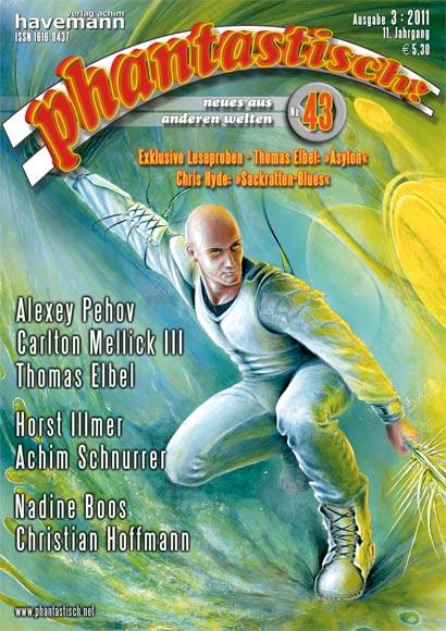 phantastisch! Ausgabe 43 (3/2011)
