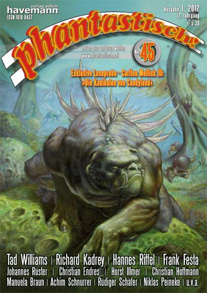 phantastisch! Ausgabe 45 (1/2012)