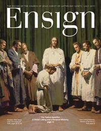 Ensign - July 2019