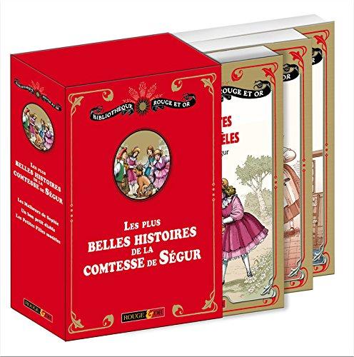 Coffret - Les plus belles histoires de la Comtesse de Ségur