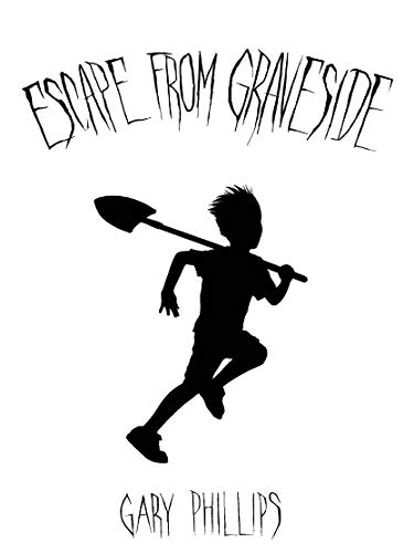 Escape from Graveside (The Necromancer-in-Training Books Book 1)
