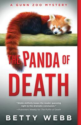 The Panda of Death (Gunn Zoo Mystery #6)