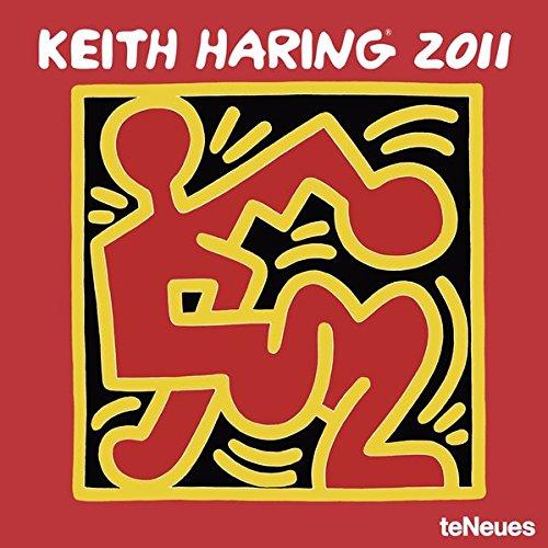 2011 Keith Haring Grid Calendar
