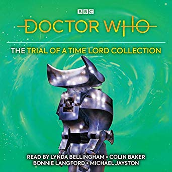 Doctor Who: The Trial of a Time Lord Collection (6th Doctor Novelisation)