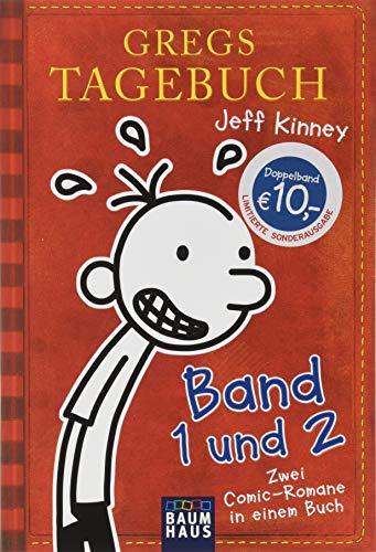 Gregs Tagebuch - Band 1 und 2: Doppelband