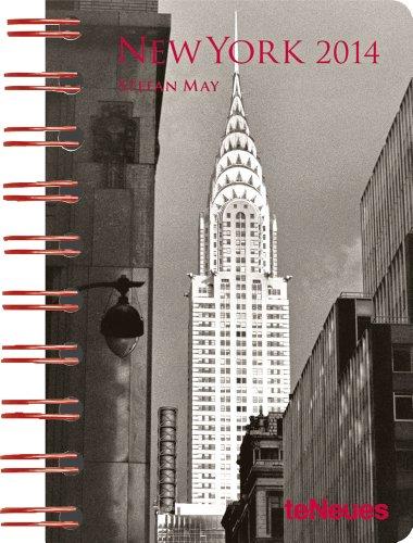 2014 New York Pocket Deluxe Diary