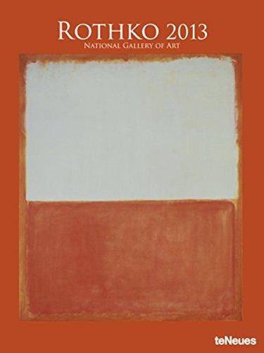 2013 Rothko Poster Calendar