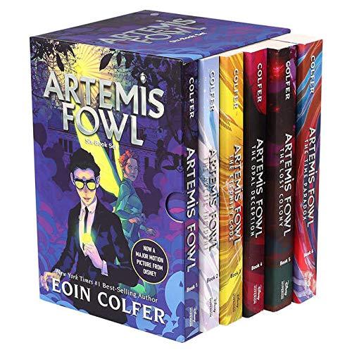 Artemis Fowl: 6 Book Boxed Set