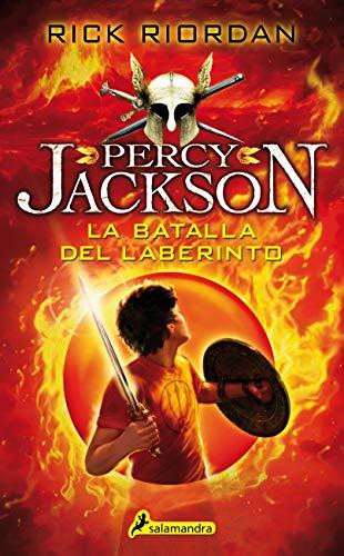 La batalla del laberinto (Percy Jackson y los dioses del Olimpo 4): .
