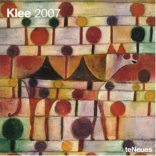 Klee 2007 Calendar