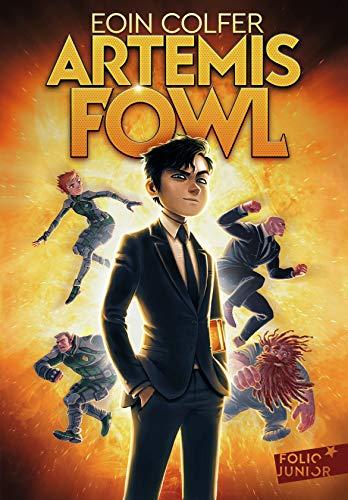 Artemis Fowl, Tome 1 :