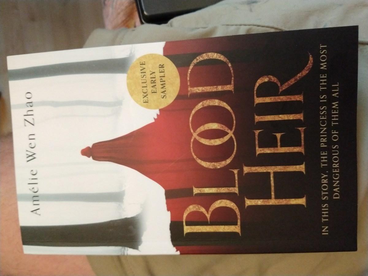 Blood Heir - Exclusive Early Sampler