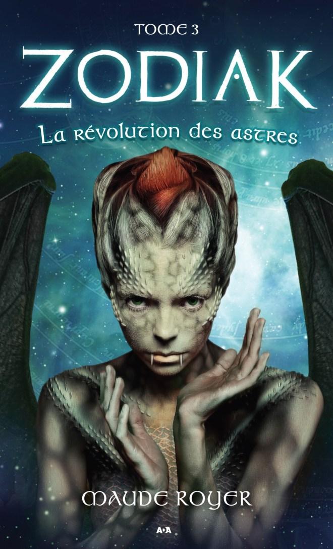 La révolution des astres (Zodiak, #3)