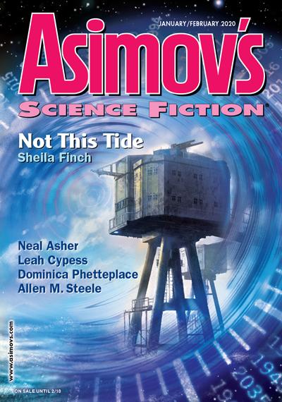 Asimov's Science Fiction January/February 2020