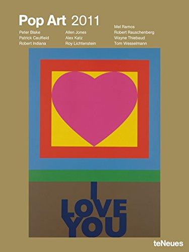 2011 Pop Art Poster Calendar