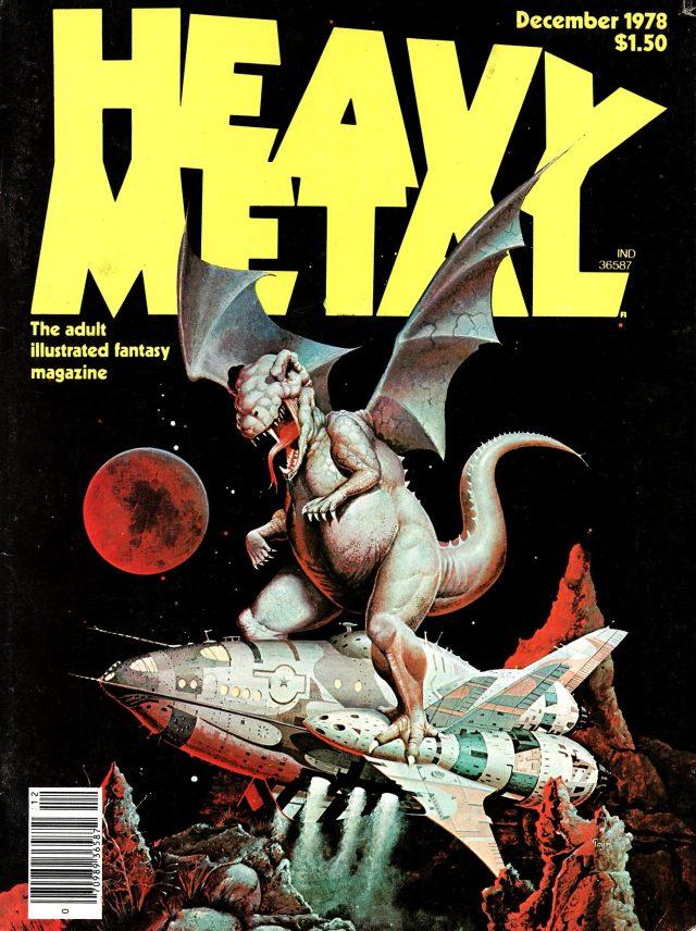 Heavy Metal, December 1978  (Heavy Metal #21)