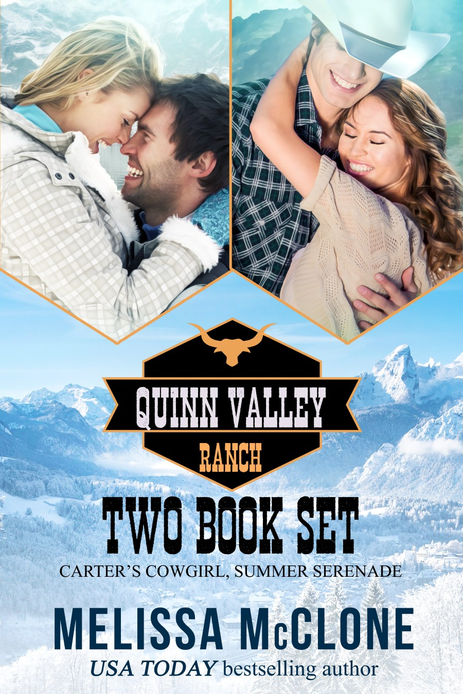 Quinn Valley Ranch Two Book Set