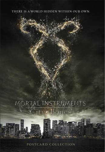 The Mortal Instruments 1: City of Bones Movie Postcard Collection