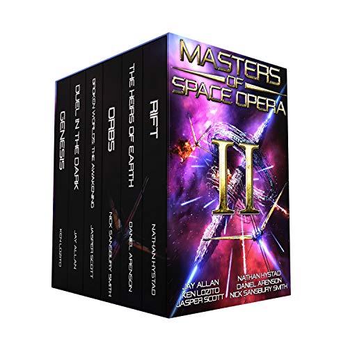 Masters of Space Opera II