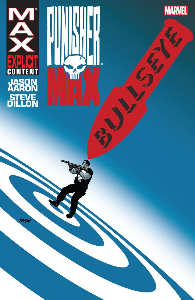 PunisherMAX, Vol. 2: Bullseye