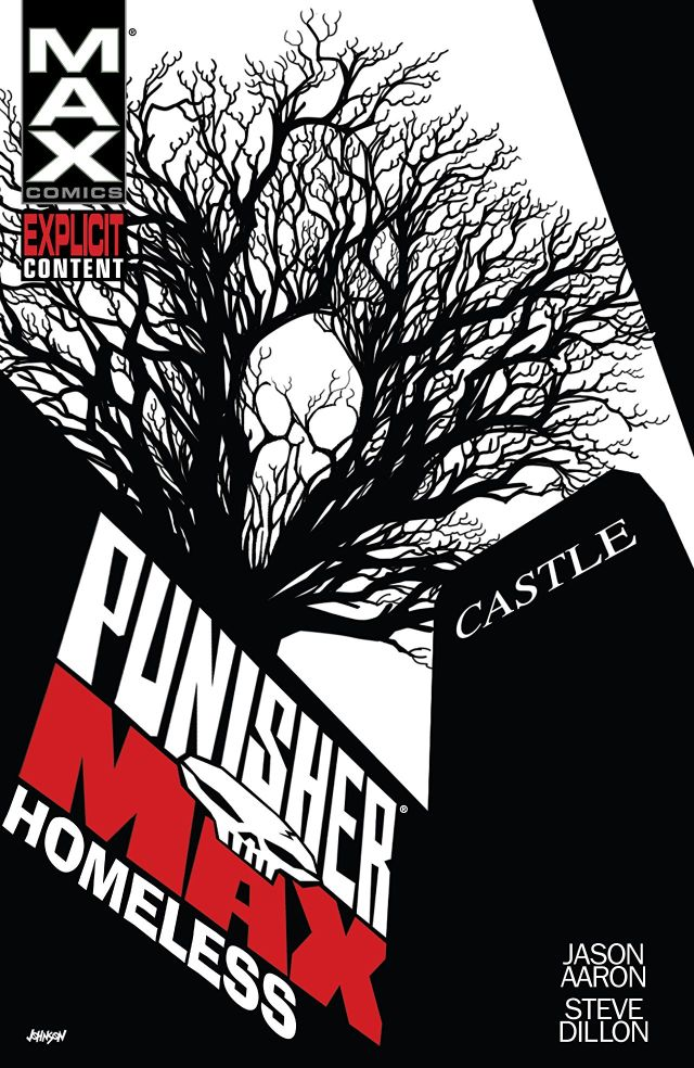 PunisherMAX, Vol. 4: Homeless