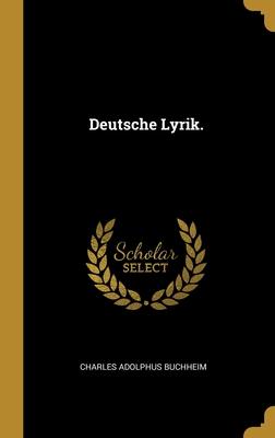 Deutsche Lyrik.