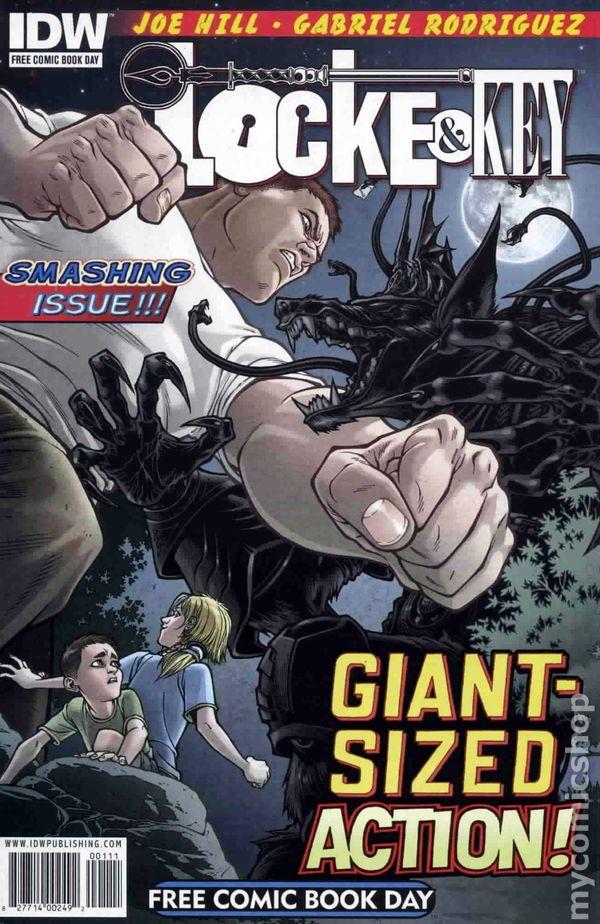 Locke & Key: Free Comic Book Day Edition 2011