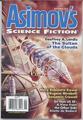 Asimov's Science Fiction, September 2010