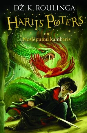 Harijs Poters un Noslēpumu kambaris (Harry Potter, #2)