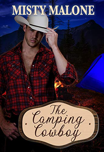 The Camping Cowboy (Western Camping Book 2)